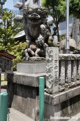 熊野神社(横浜市神奈川区東神奈川)16