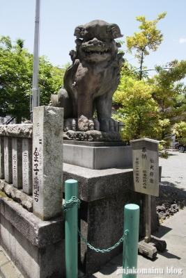熊野神社(横浜市神奈川区東神奈川)20