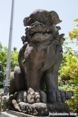 熊野神社(横浜市神奈川区東神奈川)21