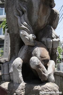 熊野神社(横浜市神奈川区東神奈川)26