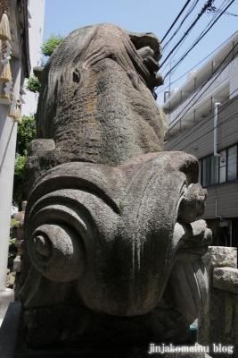 熊野神社(横浜市神奈川区東神奈川)23