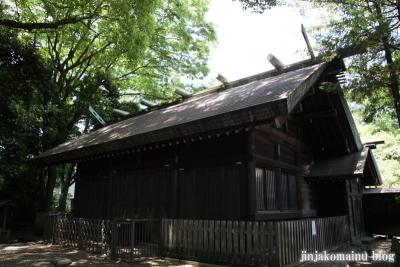 洲崎神社(横浜市神奈川区青木町)12