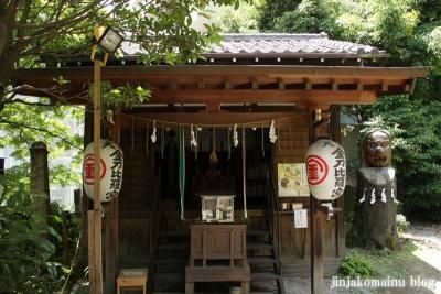 大綱金毘羅神社(横浜市神奈川区台町)5