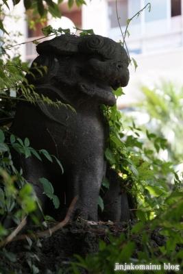 大綱金毘羅神社(横浜市神奈川区台町)11