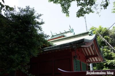 浅間神社(横浜市西区浅間町)6