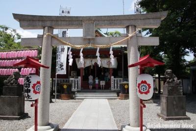浅間神社(横浜市西区浅間町)22