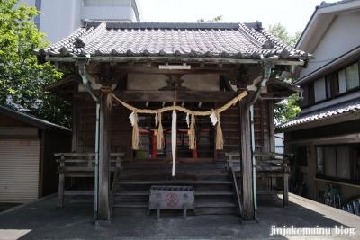 岡野神社(横浜市西区岡野)4