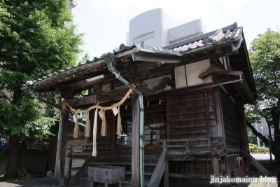 岡野神社(横浜市西区岡野)5