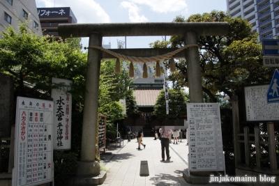 平沼神社(横浜市西区平沼町)4