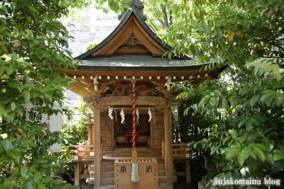 平沼神社(横浜市西区平沼町)10