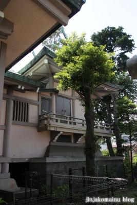 杉山神社(横浜市西区中央)9