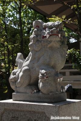 杉山神社(横浜市西区中央)14