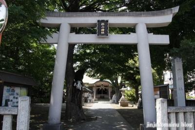 杉山神社(横浜市西区中央)3