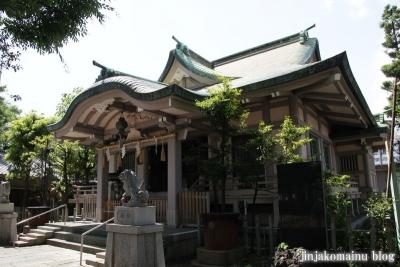 杉山神社(横浜市西区中央)8