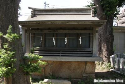 杉山神社(横浜市西区中央)12