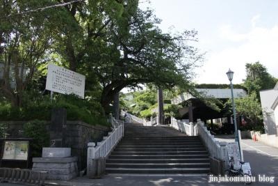 伊勢山皇大神宮(横浜市西区伊勢町)1