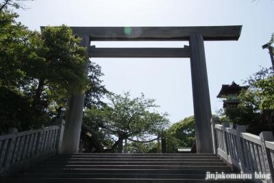 伊勢山皇大神宮(横浜市西区伊勢町)4