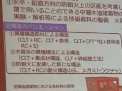 兵庫県林業会館CLT実習実験勉強会1-3