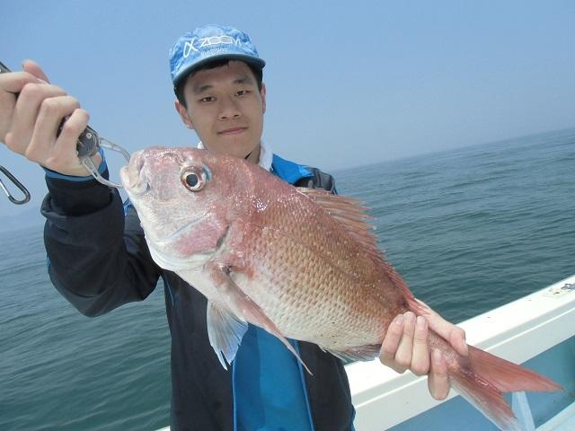CIMG1149 上田 鯛56cm