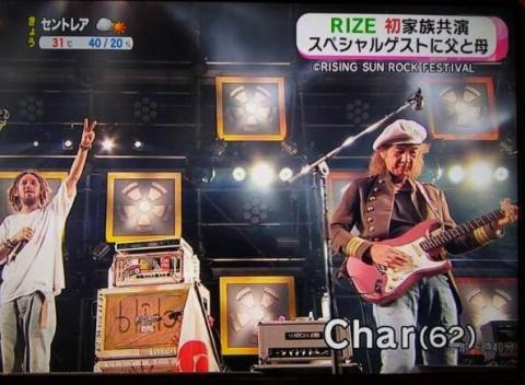 RIZE LIVE3