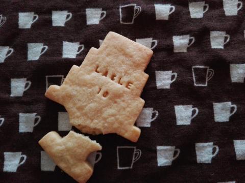 2017.6 ラクレ10th14 バタークッキー