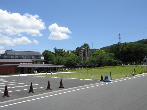 韮山反射炉往路