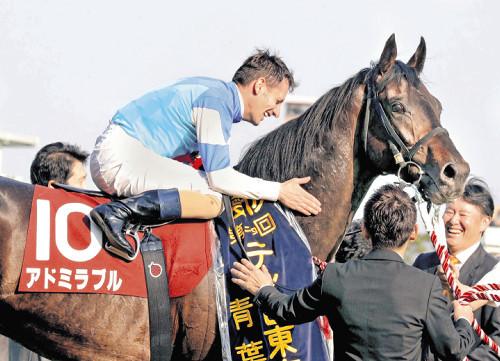 【日本ダービー】アドミラブルは歴代の青葉賞馬の中では断トツ最強だよな?