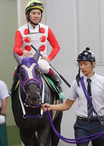【プロキオンS】福永「馬群を捌く競馬が出来たのは収穫」調教師「上手く捌けませんでしたね!」