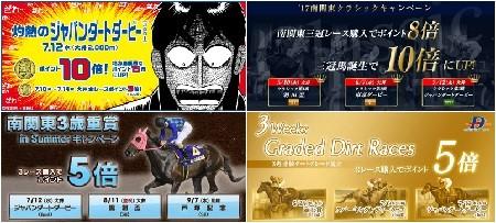 【競馬予想】第19回 ジャパンダートダービーJpnI3歳選定馬重賞