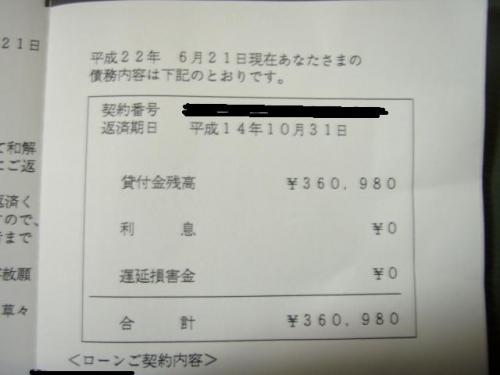 【競馬板】サラ金からお手紙来たw