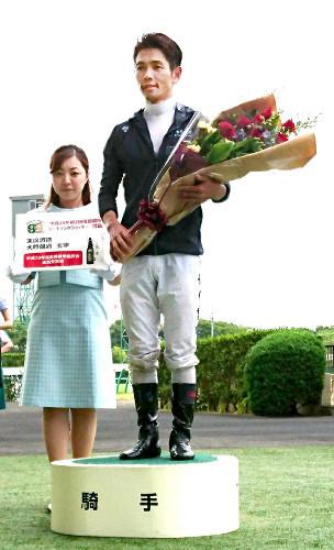 【競馬の顔】戸崎圭太が偉大な記録に並んだ・・・同一開催最多勝記録に到達!!!