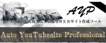 AYP 収益動画サイト構築システム  みやび 特典