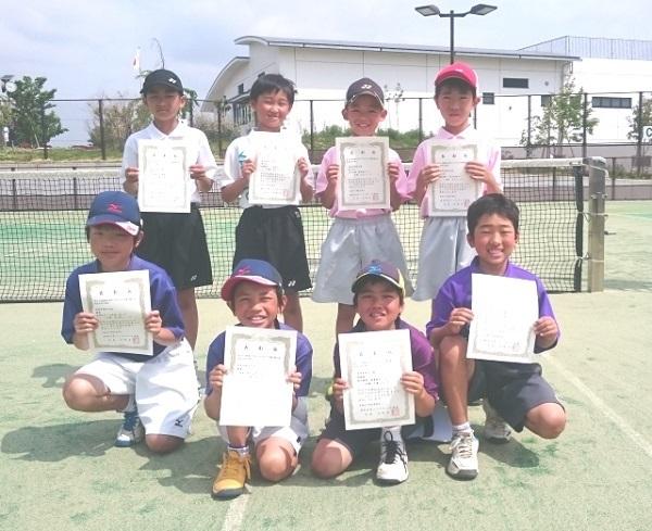 関東予選_低学年男子
