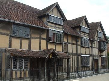 44シェークスピアの生家
