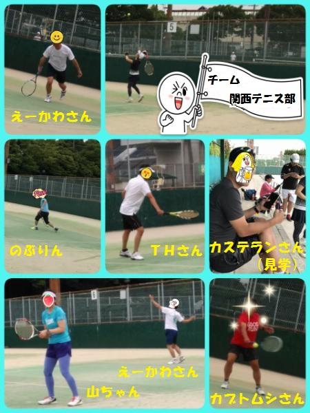 チーム関西テニス部(4)