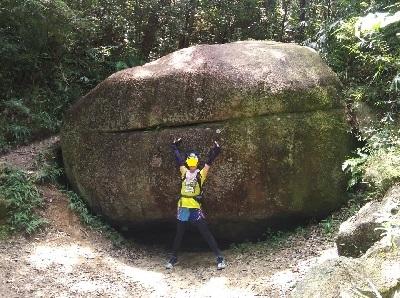ハンバーガー岩2