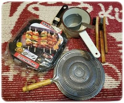 母の調理器具