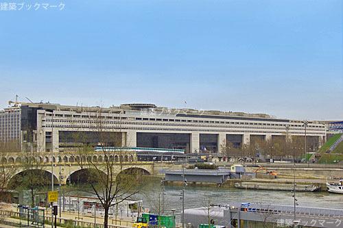 フランス大蔵省新庁舎