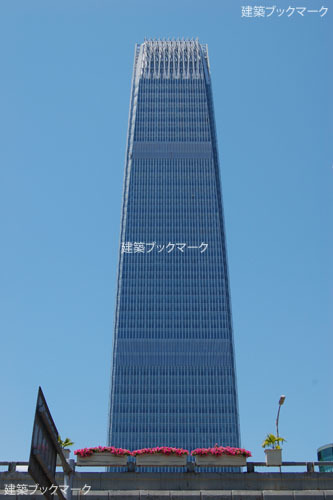 国貿Ⅲ期(China World Trade Center Tower Ⅲ)