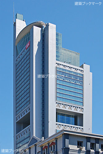 北京電視台(BTV)新本社ビル