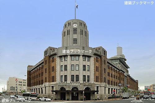 神戸税関旧館