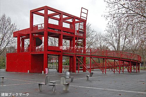 ラ・ヴィレット公園