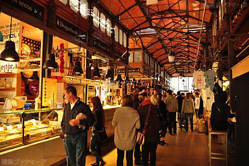サン・ミゲル市場