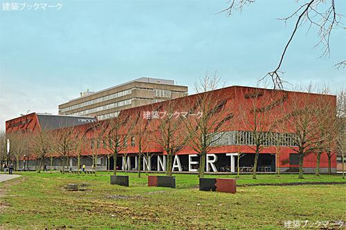 ユトレヒト大学ミナエルト・ビル