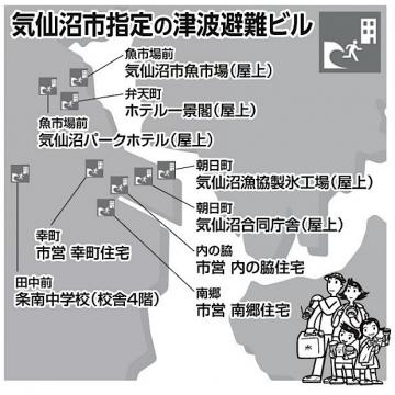津波避難ビル6:10