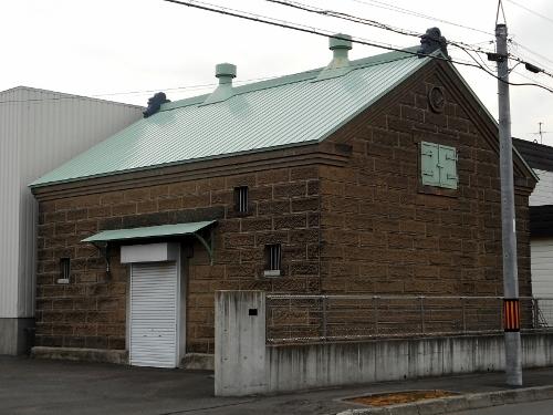 伏古 Sさん宅元タマネギ倉庫