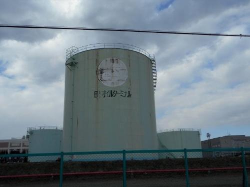 札幌貨物ターミナル駅 日本オイルターミナル
