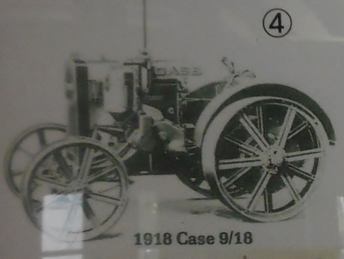 Case社 ホイールトラクター