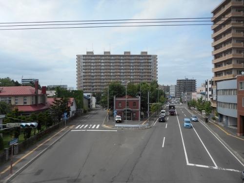 東8丁目篠路通り 北1条東7丁目