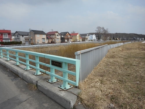 小野津幌川 森林公園橋